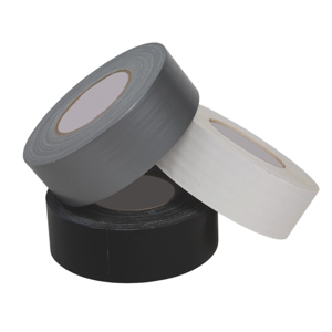 Swiftguard Gaffa Cloth Tape - Black - 48mm x 50m