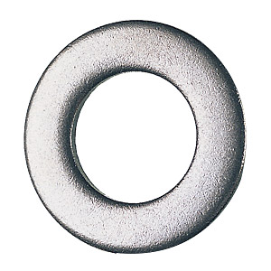 M8 Plain Washers, stainless steel A2