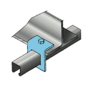 Window Bracket For Back To Back Deep Channel - Box of 10