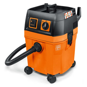 110v Fein Dustex 35L 1380w Wet & Dry Vacuum/Extractor