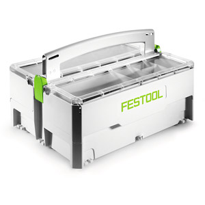 Festool SYS1 with removable plastic containers
