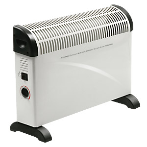 240v Industrial Convection heater 2000w 3 Heat Settings