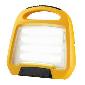 Defender LED Floor Light - 110v