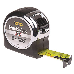 Stanley FatMax XL Extreme Tape Rule 10m / 33ft