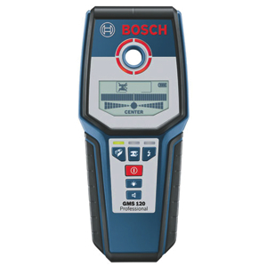 Bosch GMS120 ZOOM Professional detector