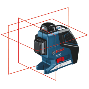 Bosch GLL 3-80 Professional 3 x 360° Line Laser