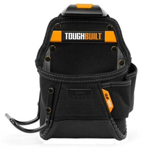 ToughBuilt Cliptech Project Pouch with Hammer Loop