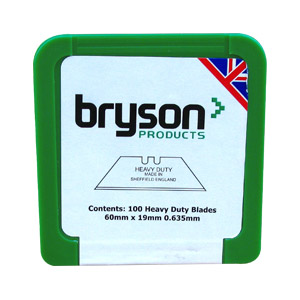 Bryson Pro Series Knife Blades - Pack of 100