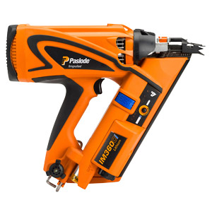 Paslode IM360 Lithium Full Round Head Nailer Kit - First Fix