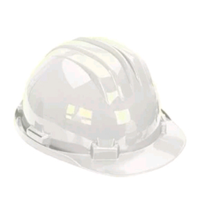 Standard White Safety Helmet