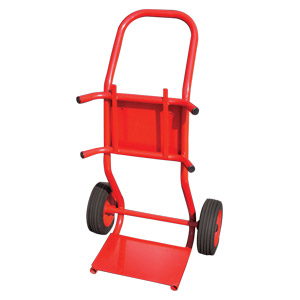 Mobile Fire Trolley