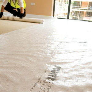 Swiftguard SG90 Floor Protection Roll - 2 x 50m