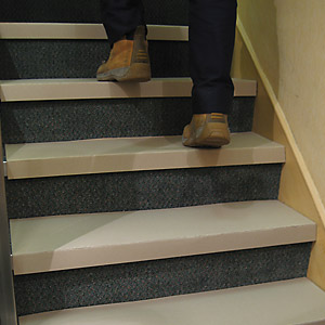 Cardboard Stair Tread Guards - 1100 x 310 x 2mm