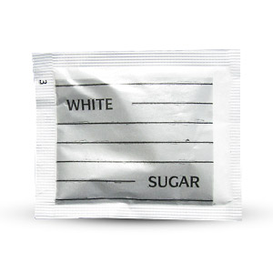 Sugar Sachets - Box of 1000