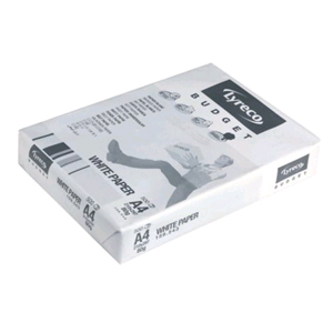 White A4 Paper (pack 500 sheets)