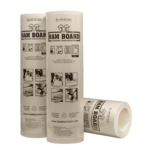 Ram Board Temporary Floor Protection Roll - 1 x 30.5m