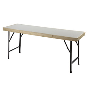 Table 6' x 2'