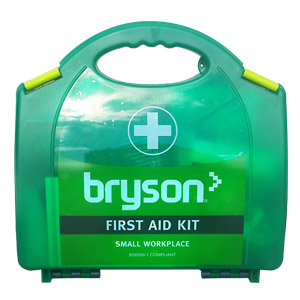 BS Compliant First Aid Kit in Aura Box - Large