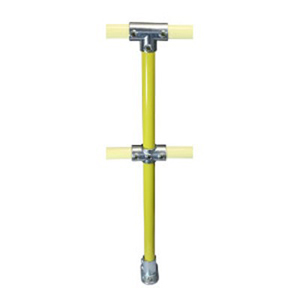 FastKlamp 403 - Safety Post - Mid (Flat Base)  D48