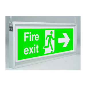 Hanging Kit for Double Sided Signs
