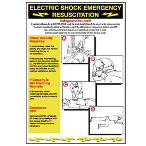 600x420 Electric shock emergency