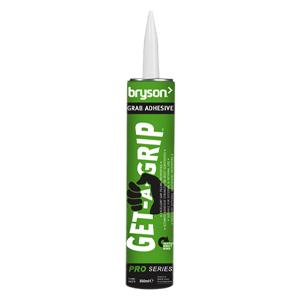 Bryson Pro Series Get-A-Grip Panel Adhesive - 350ml