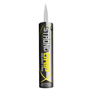 StrongGrip Solvent Free Panel Adhesive - 350ml