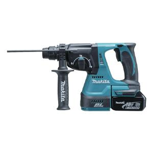 Makita DHR242RMJ Brushless SDS+ Rotary Hammer Drill - 18v