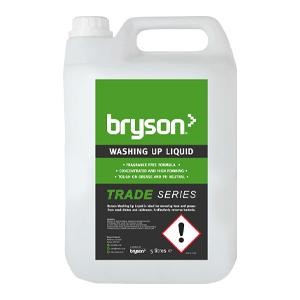 Bryson Washing Up Liquid - 5L