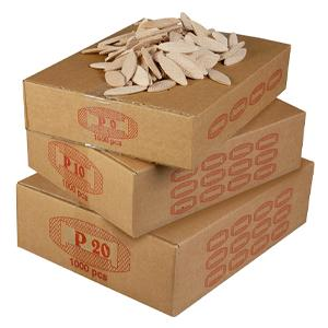 Biscuit Dowels - Number 20 - Box of 1000