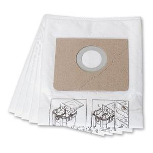 Fein Fleece Filter Bags for Dustex 35L - Pack of 5