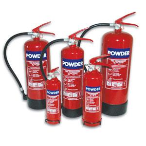 Powder Fire Extinguisher - 2kg