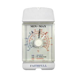 Dial Min/Max Thermometer