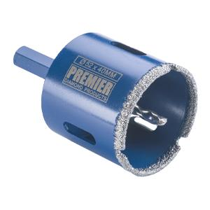 Porcelain & Granite Diamond Holesaw - 35mm