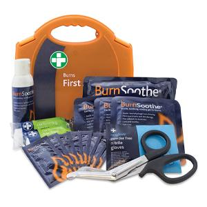 Burns First Aid Kit Small in Aura Box