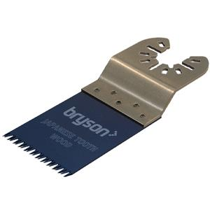 Bryson Trade Series Japanese Tooth Wood Blade - 32mm - Pack of 10