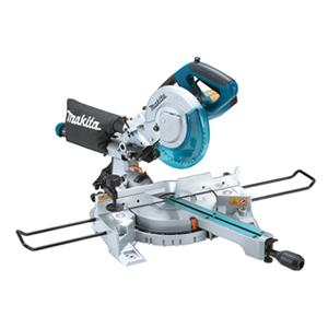Makita LS0815FL 216mm Slide Compound Mitre Saw - 110v