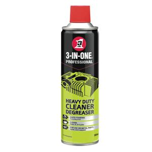 3-IN-ONE Heavy-Duty Cleaner Degreaser 500ml