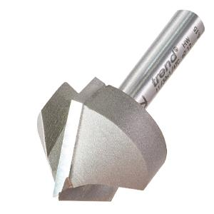 Trend Chamfer V Groove Cutter 45° - 11/3 x ¼