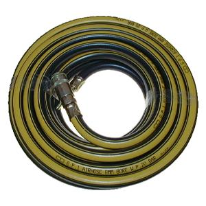Ready to Go Air Hose with PCL T19 Fittings - 8mm x 15m