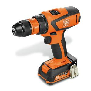 Fein ASCM12C 12v 4 Speed Brushlesss Drill/Driver with 2 Batteries