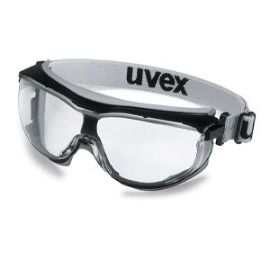 Uvex Carbonvision Black/Grey Goggle Clear Lens 9307.375