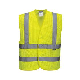 Hi-Vis Full Mesh Vest Medium