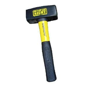 Globemaster Club Hammer Fibreglass Handle 1.81kg (4lb)