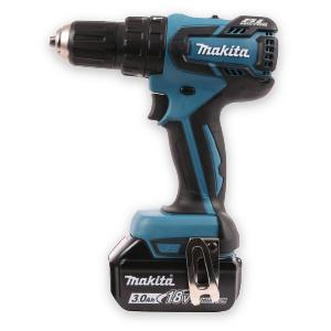 Makita DHP459SFE Brushless Combi c/w 2 x 3.0ah Batteries and Charger