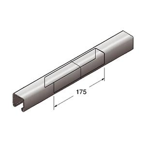 Shallow- 175mm length Internal Joining Channels - Box of 10