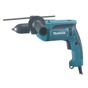 240v Makita HP1641K 680w Percussion Drill keyless 13mm