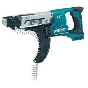 Makita BFR55OZ 18v Li-ion Auto-Feed Collated Screwdriver 25-55mm Body-only