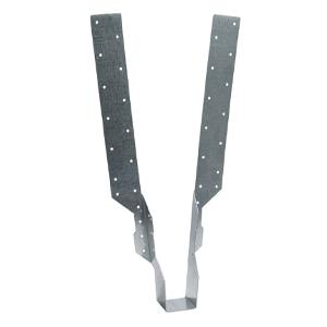 Long Leg Timber to Timber Joist Hanger - 63mm