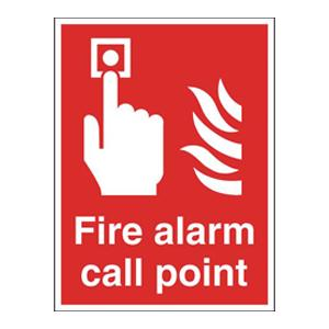 100x200mm Fire Alarm Call Point - Rigid